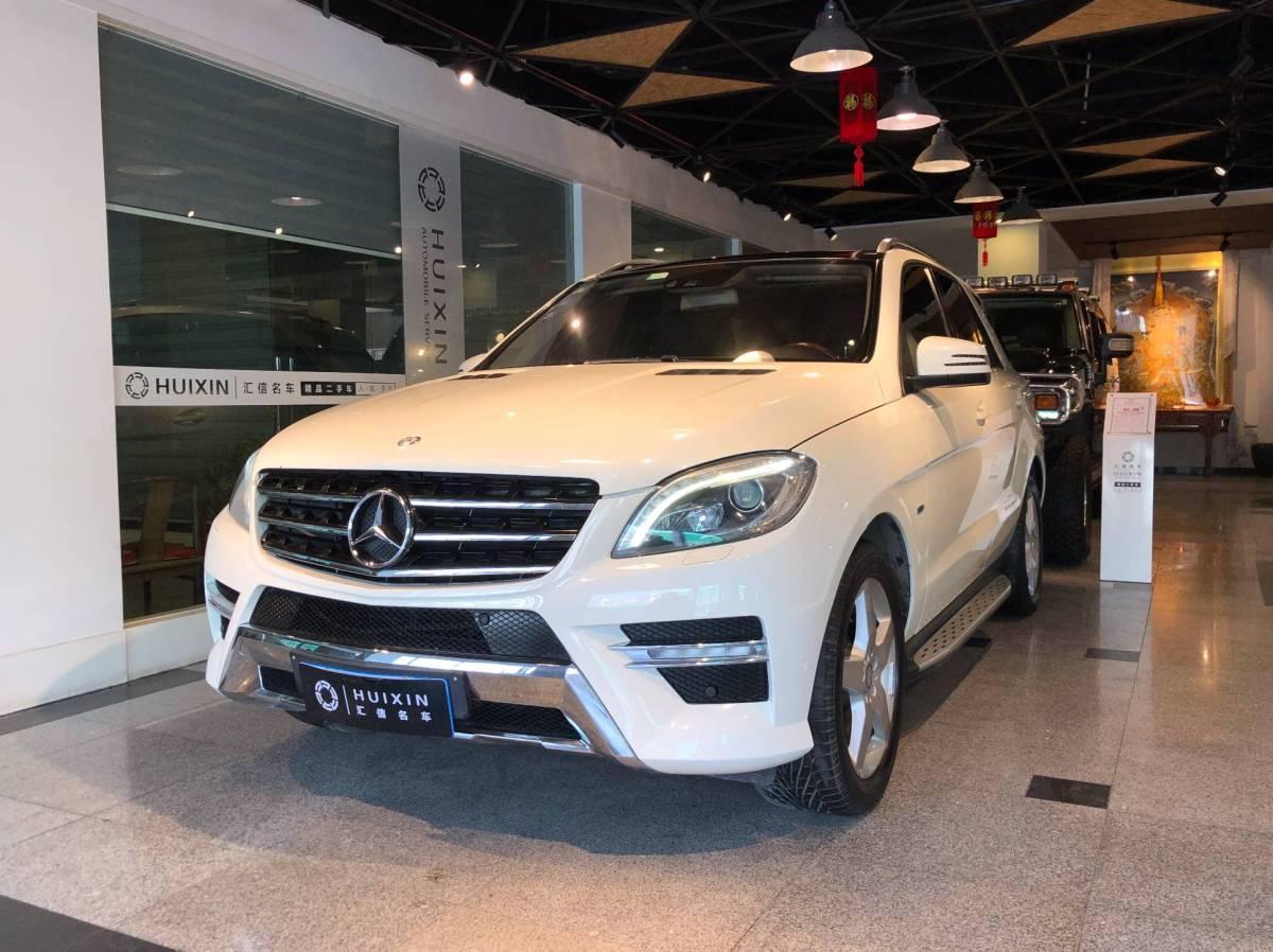 2012年12月 奔驰 奔驰M级  ML 350 豪华型?#35745;?/>                         <div class=