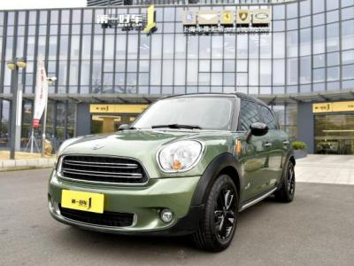 MINI Countryman  1.6T Fun图片