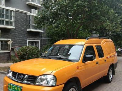 日產 D22  2013款 2.4L汽油兩驅高級型