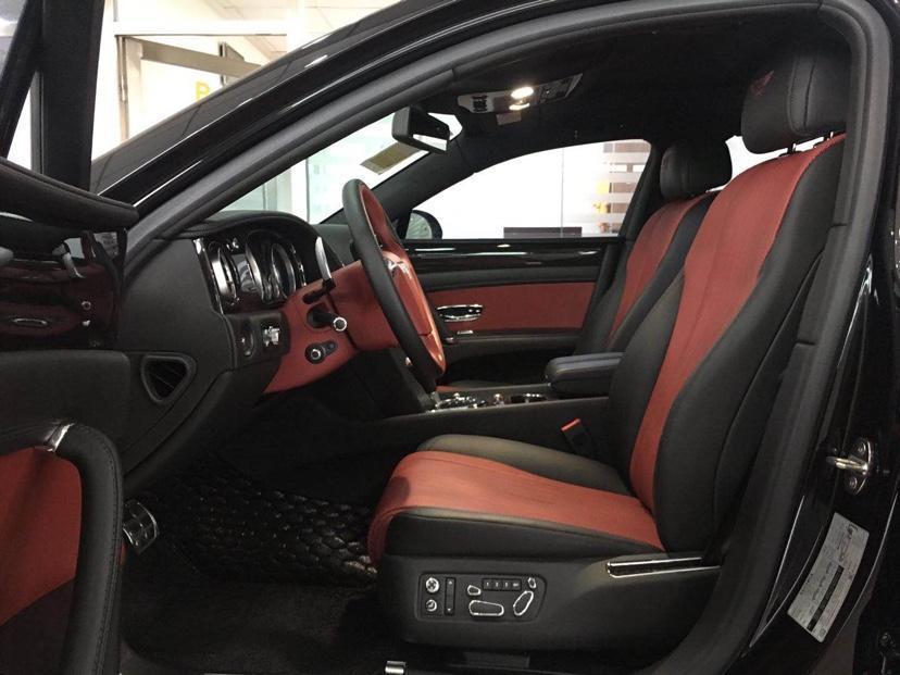 賓利 飛馳  2017款 4.0T V8 S 標準版圖片