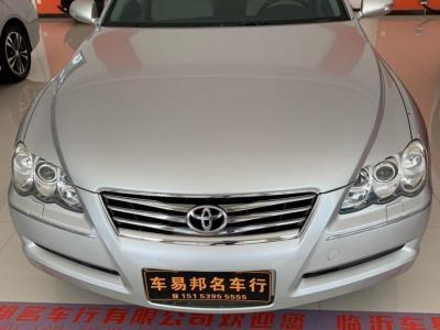 丰田 锐志  2008款 2.5S 特别纪念版图片