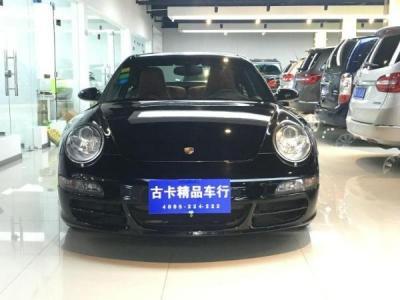 保时捷 911  Turbo Cabriolet 3.6T图片