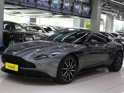 阿斯顿·马丁 阿斯顿・马丁DB11  2017款 5.2T V12