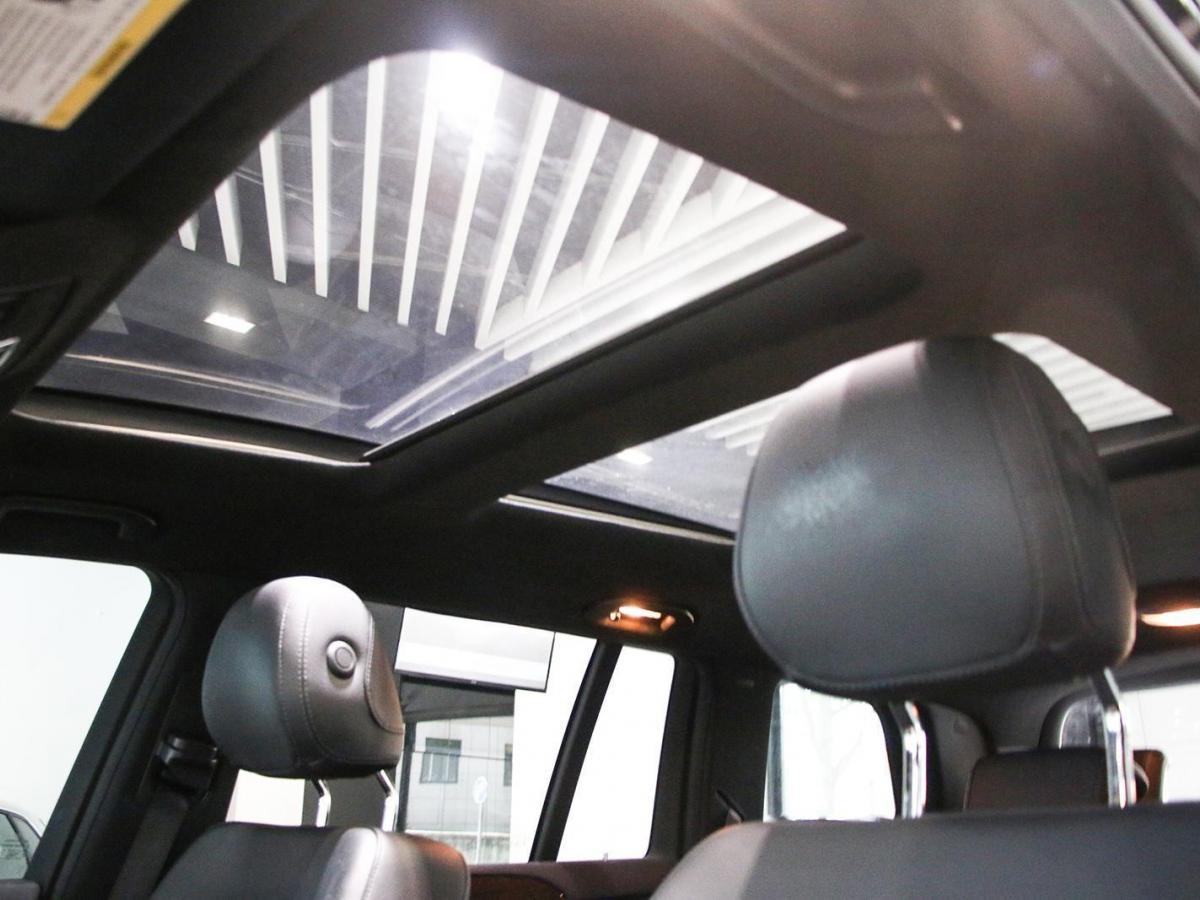 奔驰 奔驰GLS GLS450加版图片