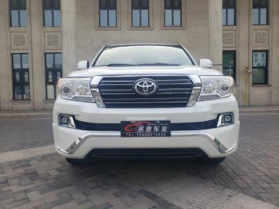 2015年7月 丰田 兰德酷路泽(进口) 4.0L V6 中东限量版图片