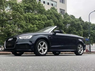 2017年6月 奥迪 奥迪A3(进口) Cabriolet 40 TFSI图片