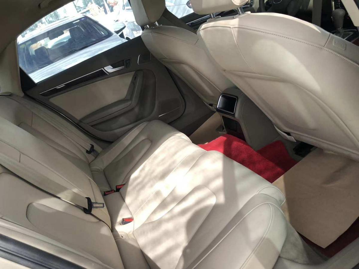 奥迪 奥迪A4L  2011款 2.0 TFSI 舒适型图片