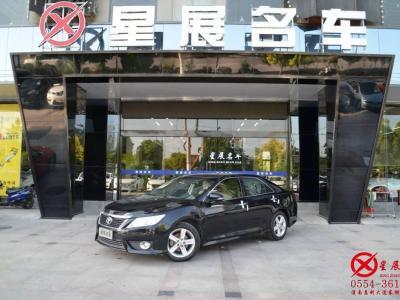 豐田 凱美瑞  2012款 駿瑞 2.0S 耀動版