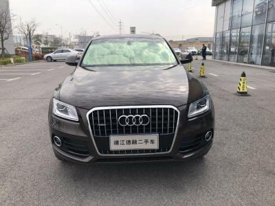 Audi Audi Q5  2017款 Q5 40TFSI 2.0T ?#38469;?#22411;