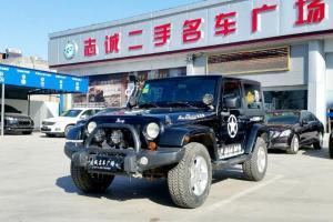 Jeep 牧马人  3.8 两门 Sahara