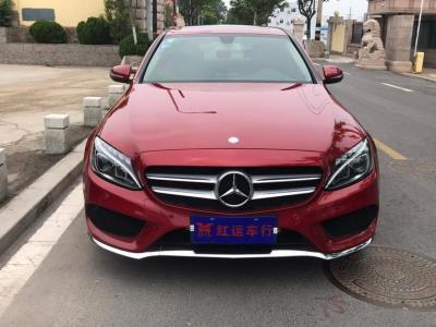 2017年1月 奔驰 奔驰C级  改款 C 180 L 运动型?#35745;?/>                         <div class=