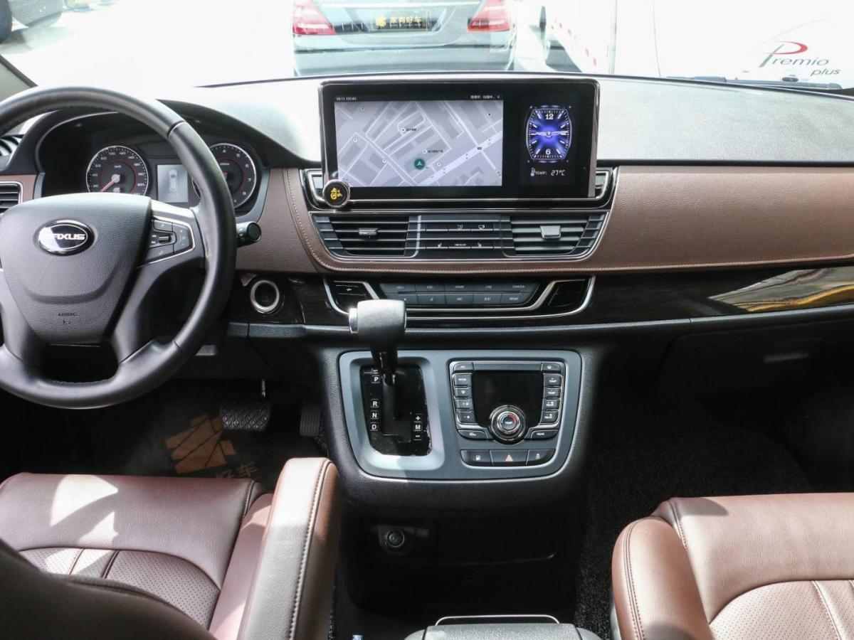上汽大通MAXUS G10  2018款 PLUS 2.0T 自动豪华行政版图片