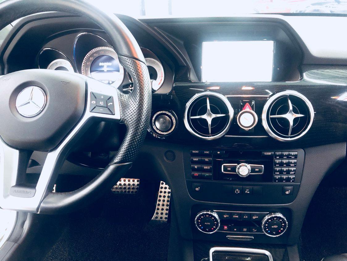 奔驰 奔驰GLK级  2015款 GLK 300 4MATIC 豪华型 极致版图片