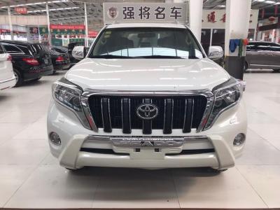2014年11月 丰田 普拉多(进口) 2.7L 自动豪华版图片