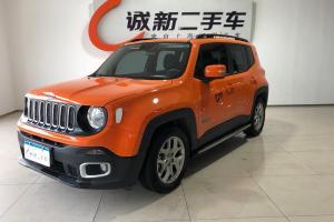 2016年10月 Jeep 自由侠  1.4T 自动劲能版