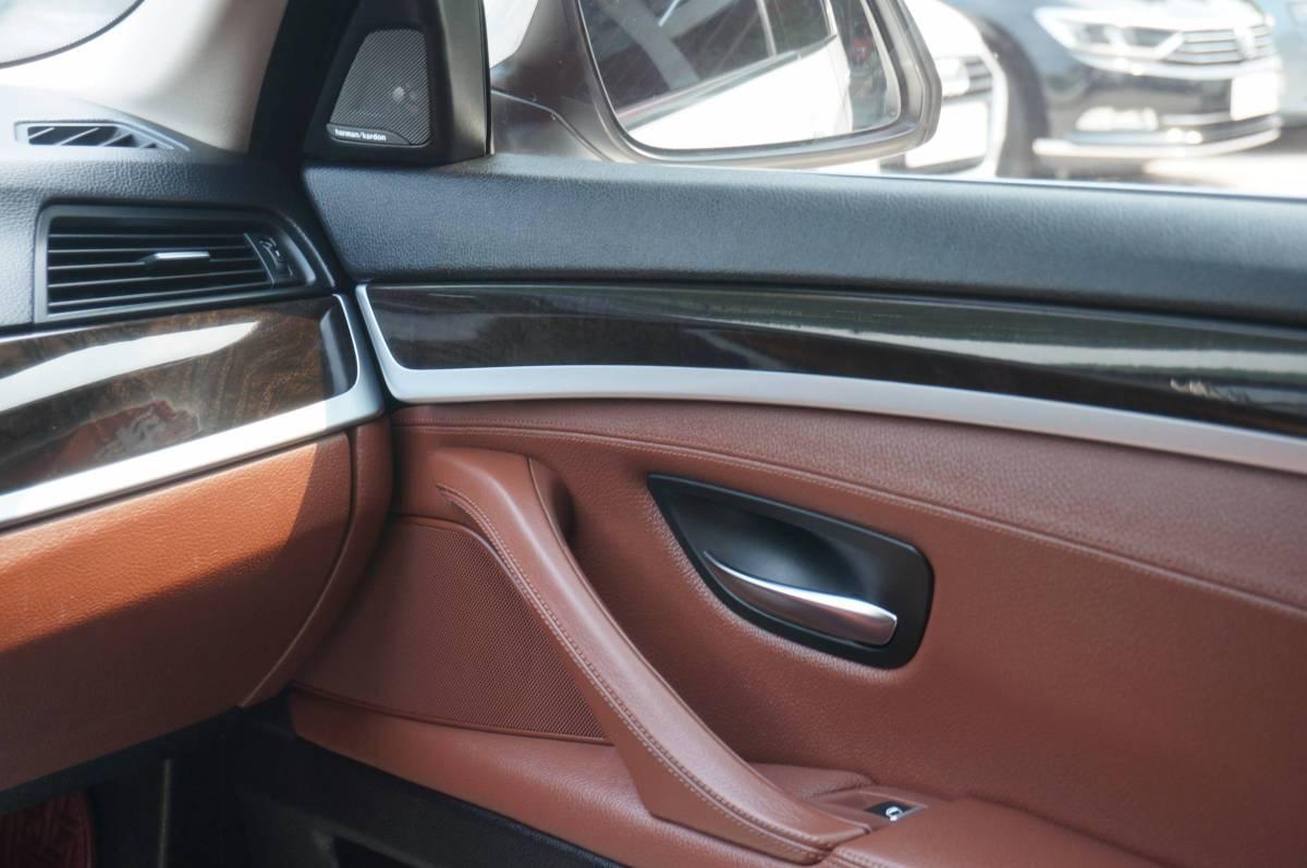宝马 宝马5系  2017款 525Li 豪华设计套装图片
