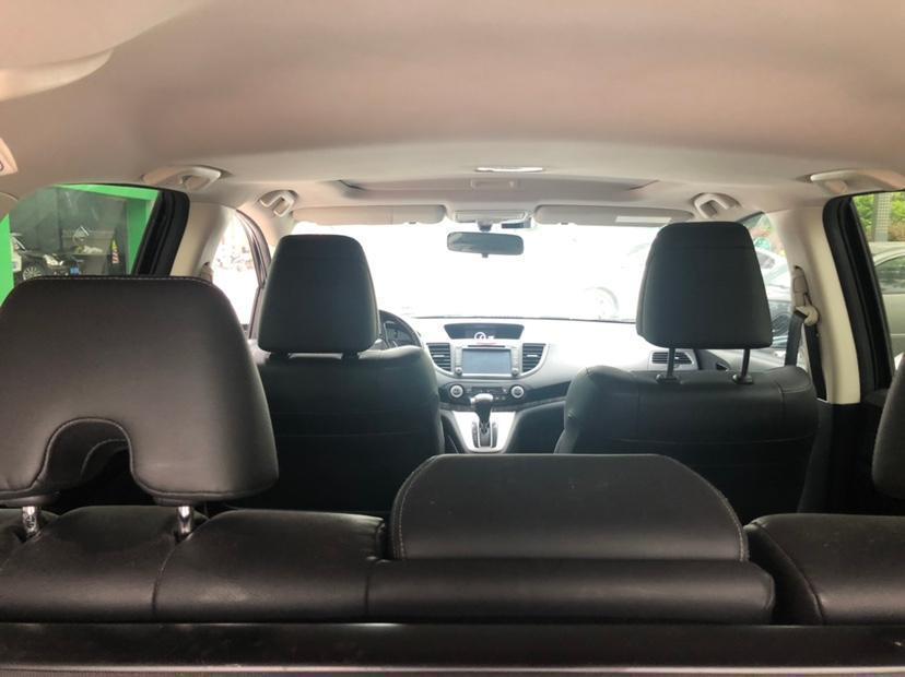 本田 CR-V  2012款 2.4L 四驅尊貴導航版圖片