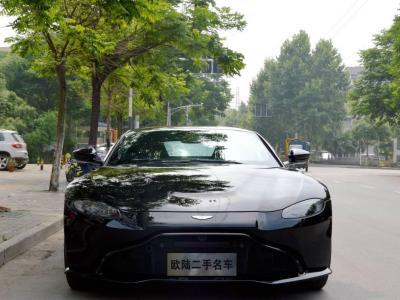 阿斯顿·马丁 V8 Vantage  2018款 4.0T V8