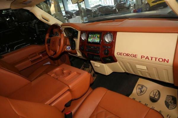 乔治·巴顿 乔治·巴顿  6.8L 6座 美版图片
