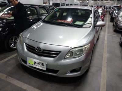 丰田2008款 卡罗拉 1.8L GL-S MT图片