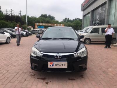 东南 V3菱悦  2012款 1.5L 手动舒适版