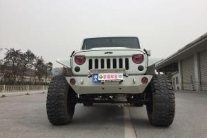 Jeep牧马人&nbsp3.6 四门 Rubicon