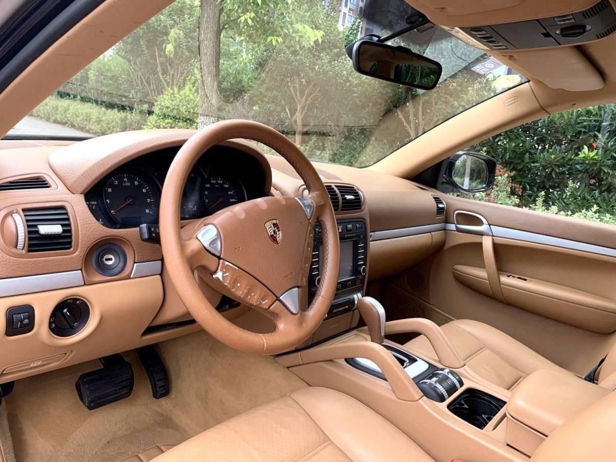 保时捷 Cayenne  2007款 Cayenne 3.6L图片
