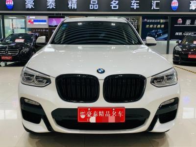 2019年4月 宝马 宝马X3 xDrive25i M运动套装 国V图片