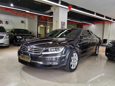2011年1月 大众 辉腾(进口) 3.6L V6 5座加长舒适版图片
