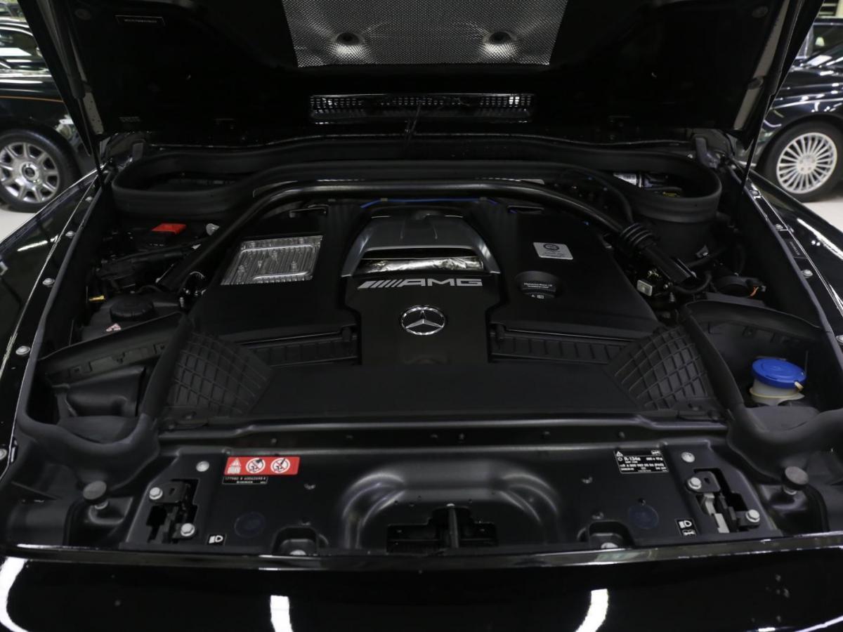 奔馳 奔馳G級AMG  2019款 AMG G 63 先型特別版圖片