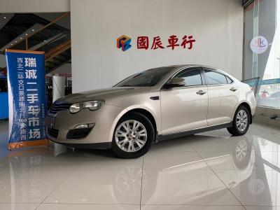 2014年10月 荣威 550 550S 1.8L 自动启臻版图片