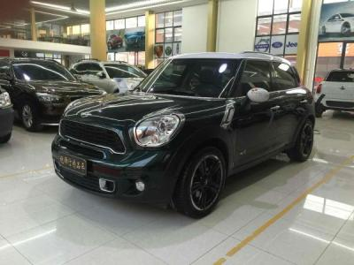 MINI Countryman JCW All 4 1.6T图片