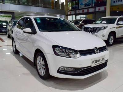 大众 POLO  CROSS 1.6L图片