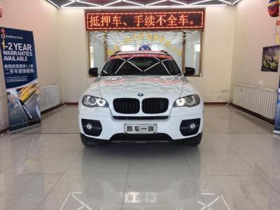 宝马 宝马X6  AC 3.0T 改装原型车:宝马 X6 35i图片