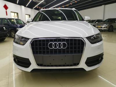 2014年5月 Audi Audi Q3  35 TFSI 舒適型圖片