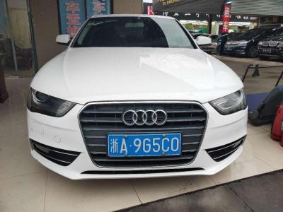 2014年6月 Audi Audi A4L A4L 35TFSI標準型圖片