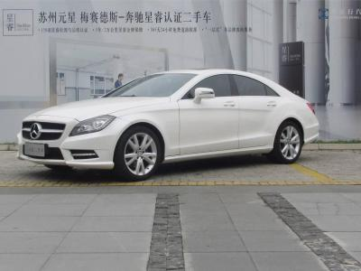 奔驰 奔驰CLS级  2012款 CLS 300 CGI?#35745;?/>                         <div class=