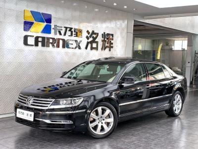 2013年9月 大众 辉腾(进口) 3.0L 行政型图片