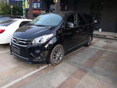 2018年6月 上汽大通MAXUS G10 PLUS 1.9T 自动豪华行政版 柴油图片