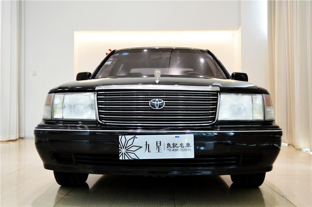 丰田 皇冠  1996款 3.0L图片