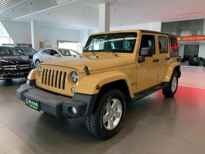2014年8月 Jeep 牧马人  3.0L Sahara 四门版图片