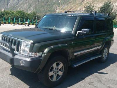 Jeep 指揮官經典  2008款 4.7圖片