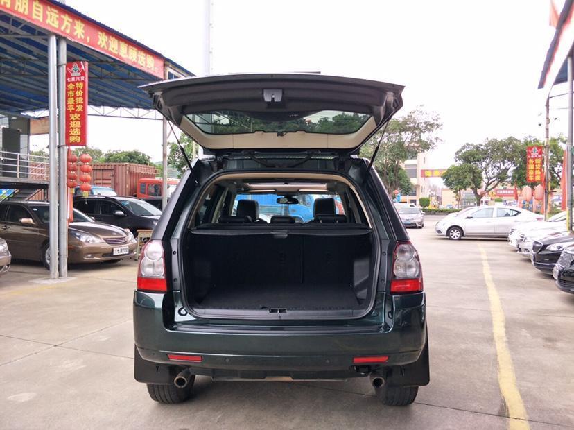 路虎 神行者2  2011款 3.2L i6 SE汽油版图片