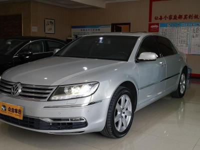 2011年1月 大众 辉腾(进口) 3.6L V6 5座加长Individual版图片