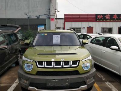 北京 (BJ)20  2018款 1.5T CVT豪华型