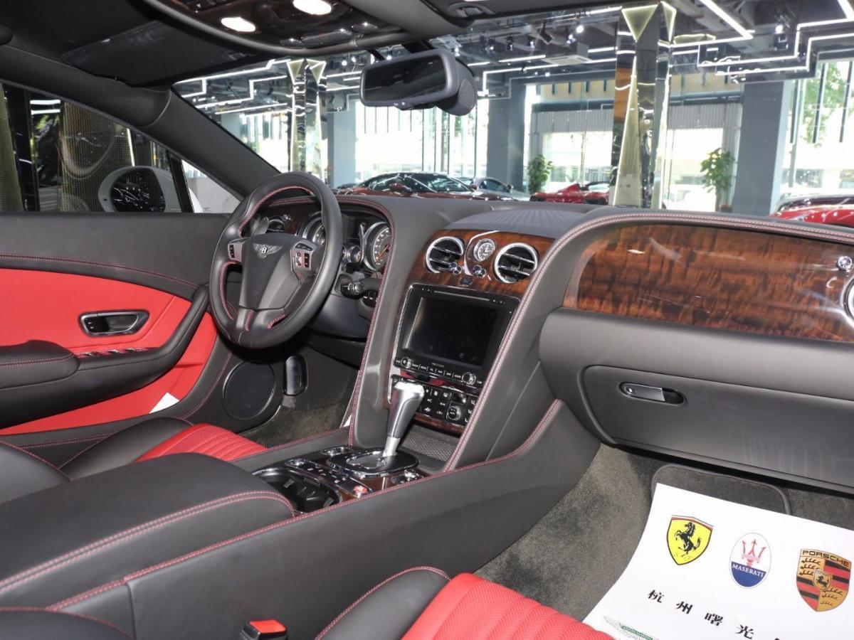賓利 歐陸  2016款 4.0T GT V8 S 標準版圖片
