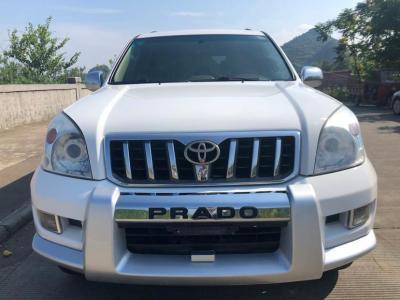 丰田 普拉多  2006款 4.0L 自动VX NAVI版