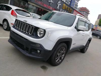 Jeep 自由侠  2017款 180T 自动动能版+