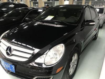 2007款 奔驰R级(进口) R350L 4MATIC图片