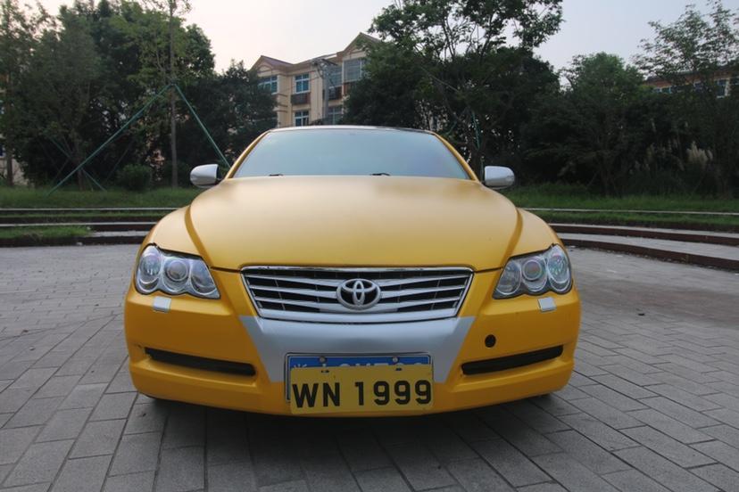 丰田 锐志  2007款 2.5S 真皮天窗版图片